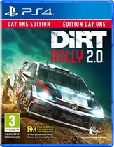 Afbeelding van DiRT Rally 2.0 Day One Edition - PS4