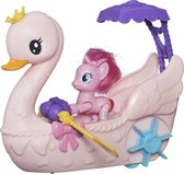My Little Pony Zwanenboot - Speelset - Roze