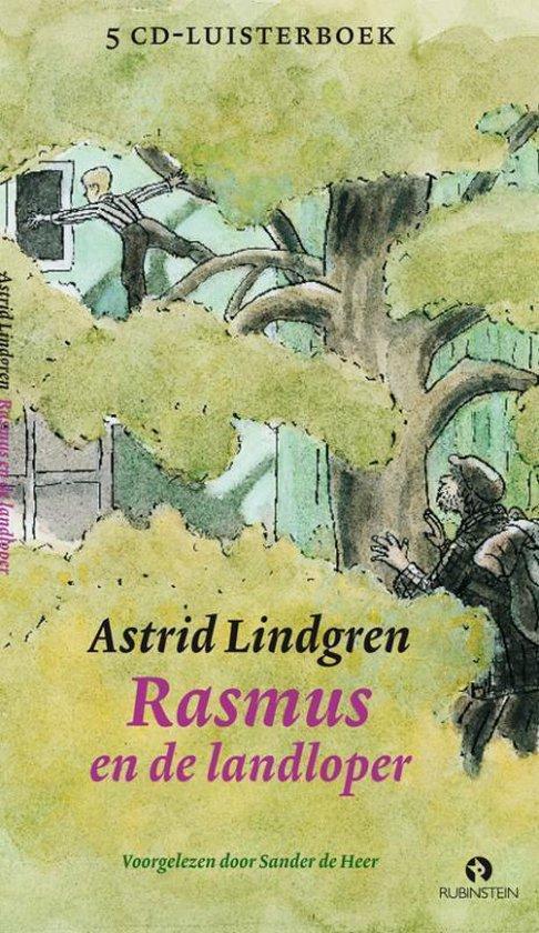 Rasmus En De Landloper Luisterboek 6 Cd's - Astrid Lindgren  