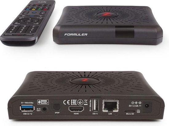 Formuler Z - Media Receiver IPTV 4K