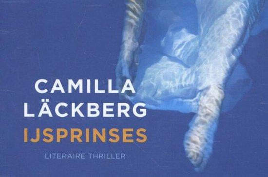 IJsprinses (30) Dwarsligger - Camilla Läckberg |