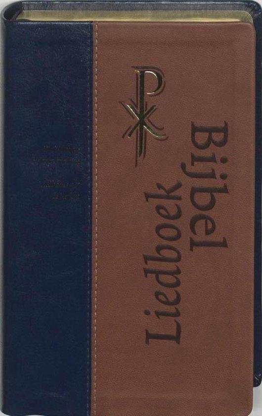 Bijbel met Liedboek bl/br 2233 NBV - 5X16 10 |
