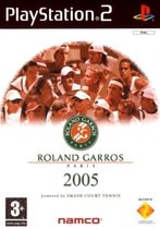 Roland Garros 2005: Powered by Smash Court Tennis