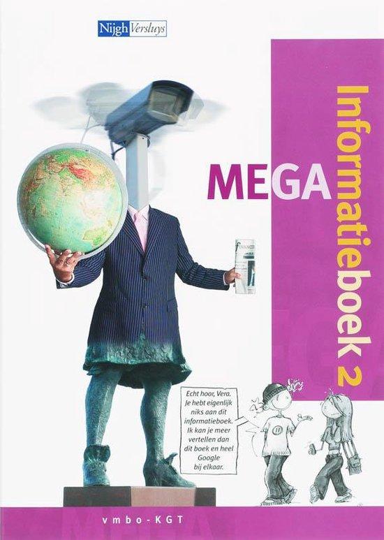 Mega / 2 Vmbo Kgt / Deel Informatieboek - R.G. Fidom  