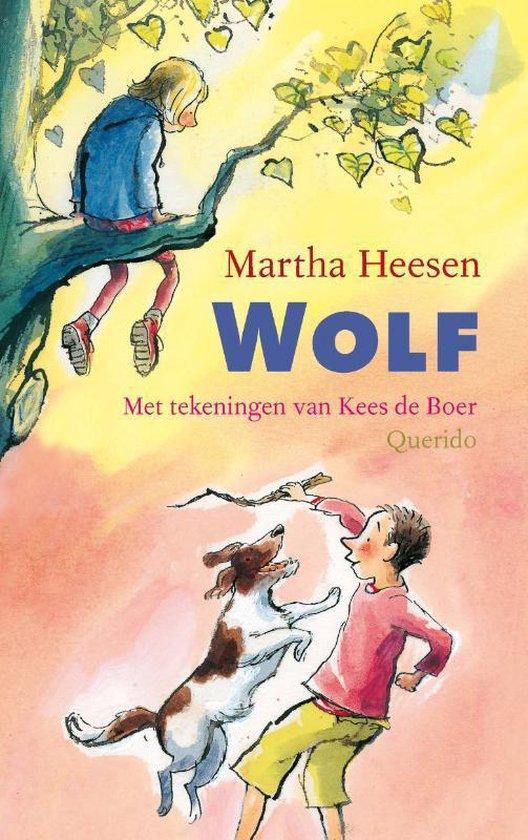 Wolf - Martha Heesen |