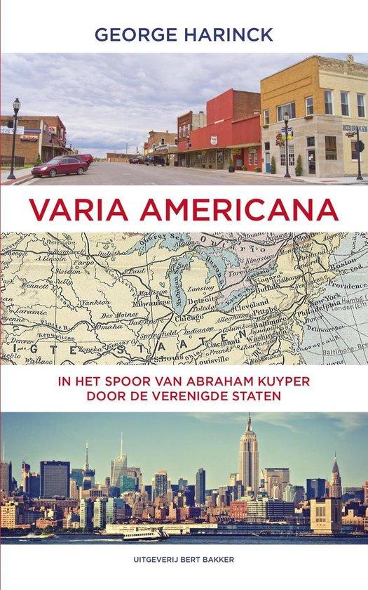 Varia Americana - George Harinck  