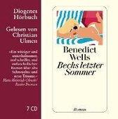 Boek cover Becks letzter Sommer van Benedict Wells