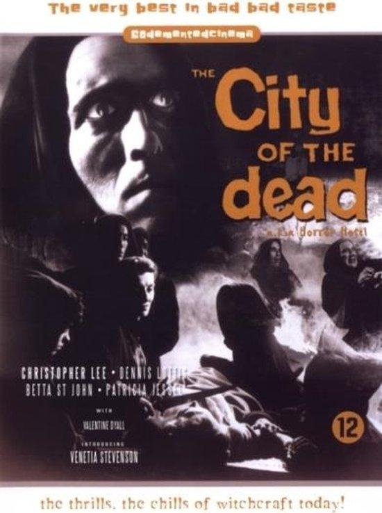 Cover van de film 'City Of The Dead'