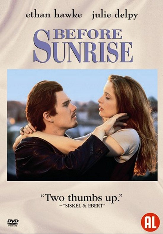 Cover van de film 'Before Sunrise'
