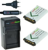 ChiliPower NP-BX1 Sony Kit - Camera Batterij Set