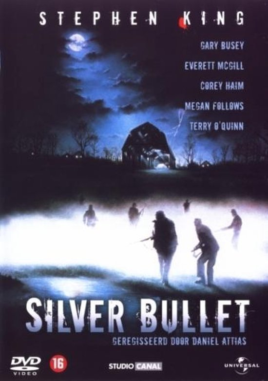 Cover van de film 'Silver Bullet'