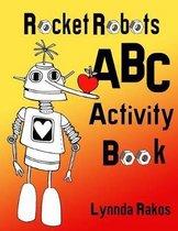 Rocket Robots Activity Book