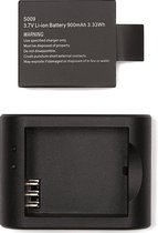 VIZU VIZU ExtremeX Charger en Extra Batterij Combi