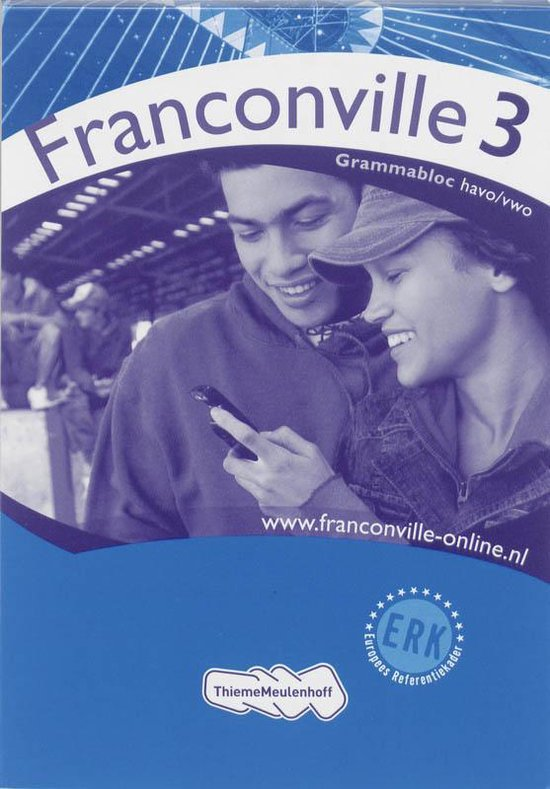 Franconville / 3 grammabloc Havo/vwo - none  