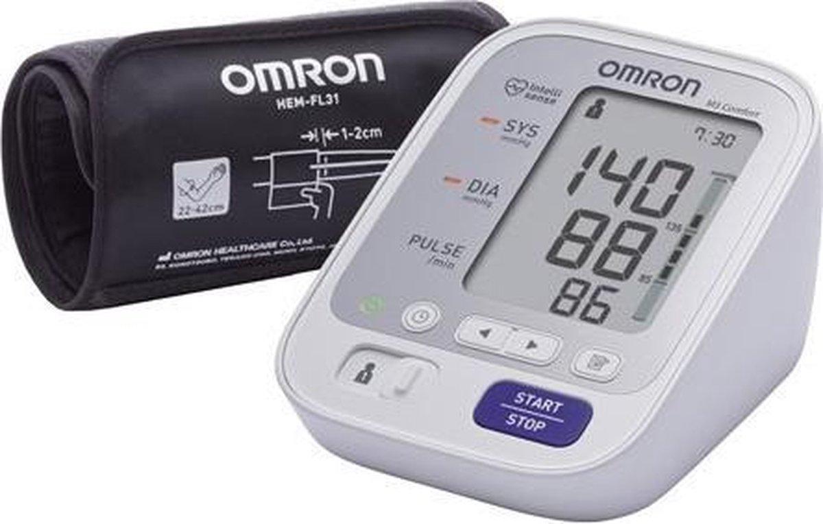 Omron M3 Comfort (Intelli) - Bovenarm bloeddrukmeter