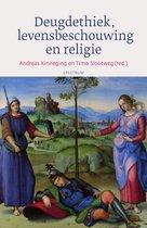 Boek cover Deugdethiek, levensbeschouwing en religie van Andreas Kinneging (Onbekend)