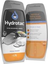 Hydrotac Press-on Bifocal leeslenzen sterkte +1.75 - Plaklens