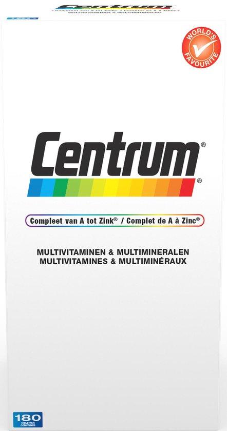 Centrum Adult - 180 Tabletten - Multivitaminen