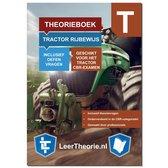 TractorTheorieboek Rijbewijs T 2021 | Nederland  | CBR Trekker Theorie Leren