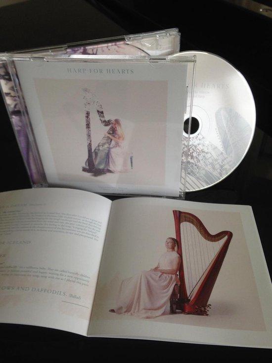 Harp for Hearts cd harpmuziek