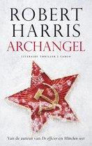 Boek cover Archangel van Robert Harris