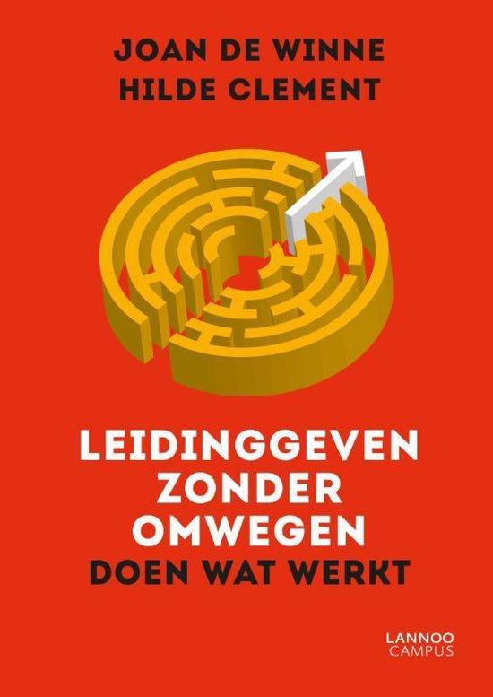 Leidinggeven zonder omwegen - Joan De Winne pdf epub