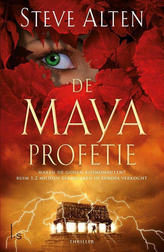 De Maya profetie - Steve Alten |