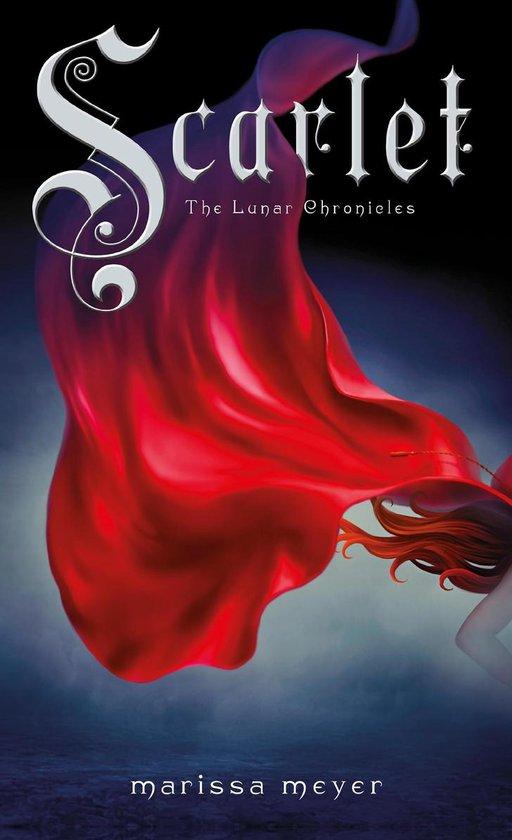 The Lunar Chronicles 2 - Scarlet - Marissa Meyer | Readingchampions.org.uk