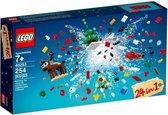 Kerst LEGO Bouwset 24in1 - 40253