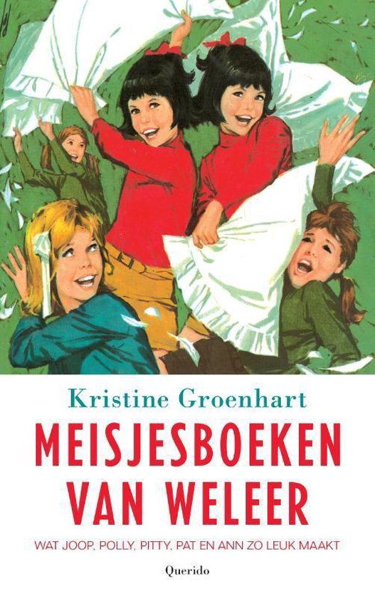Meisjesboeken van weleer - Kristine Groenhart   Fthsonline.com