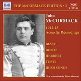 Mccormack,Vol.3: Acoustic Reco