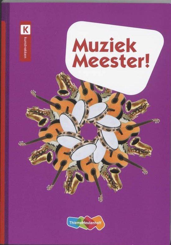 Boek cover Muziek Meester! van Bataille Tekst Etc. (Paperback)