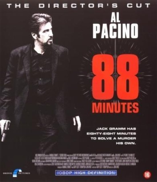 Cover van de film '88 Minutes'