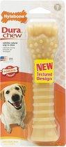 Nylabone Harde Bijters Kluif -  Hondenspeelgoed - Natural - Voor Honden tot 30 kg