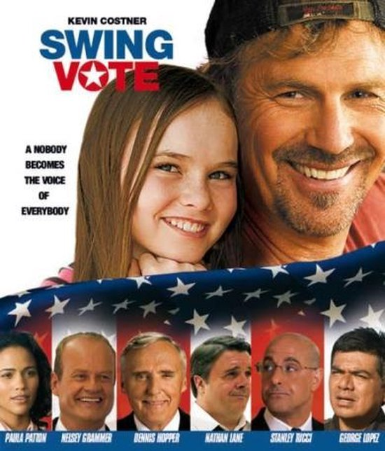 Cover van de film 'Swing Vote'