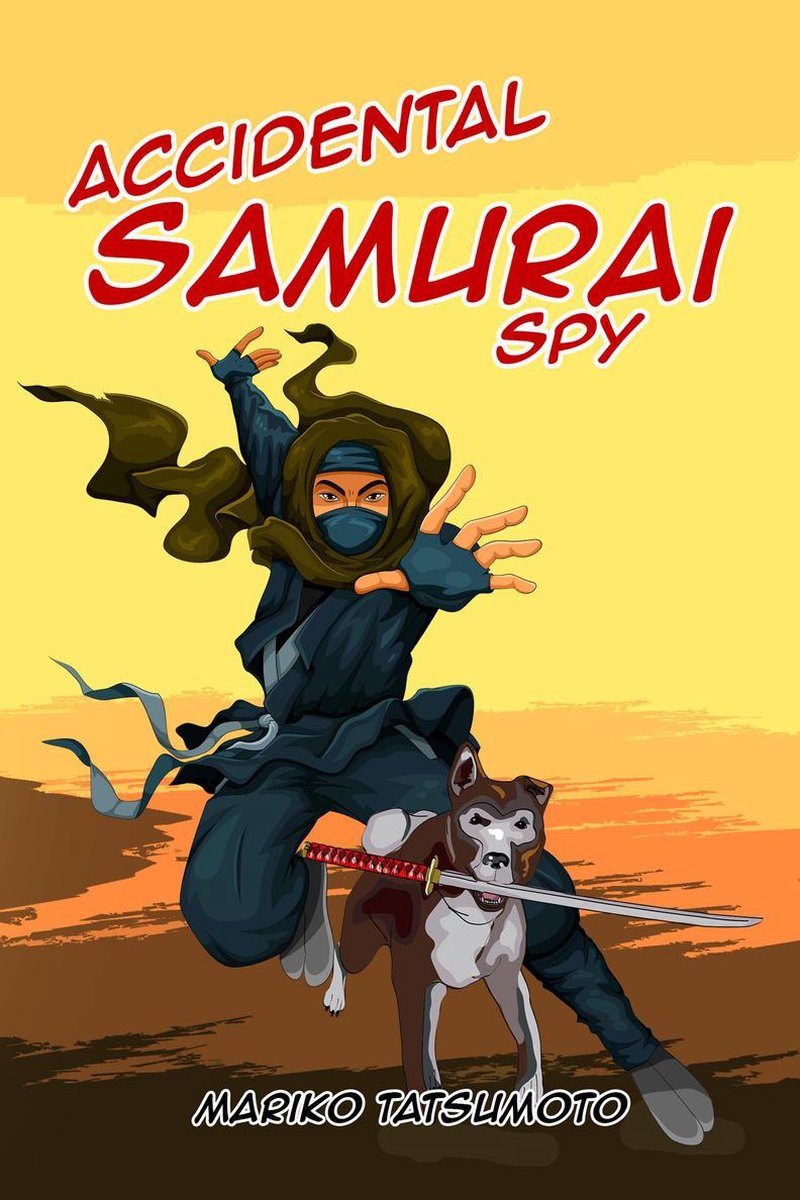 Accidental Samurai Spy
