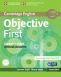 Objective First - 4th edition student's book without answers