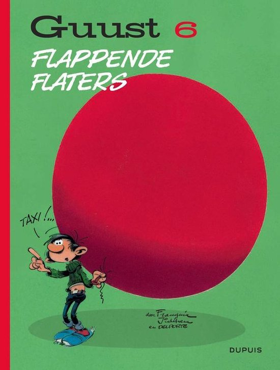 Flappende Flaters - André Franquin | Readingchampions.org.uk