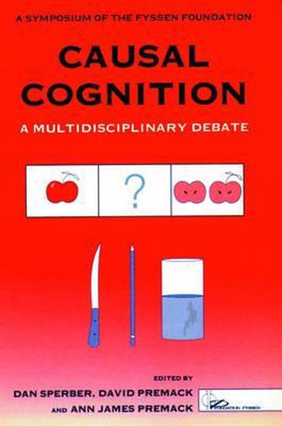 Boek cover Causal Cognition van Sperber