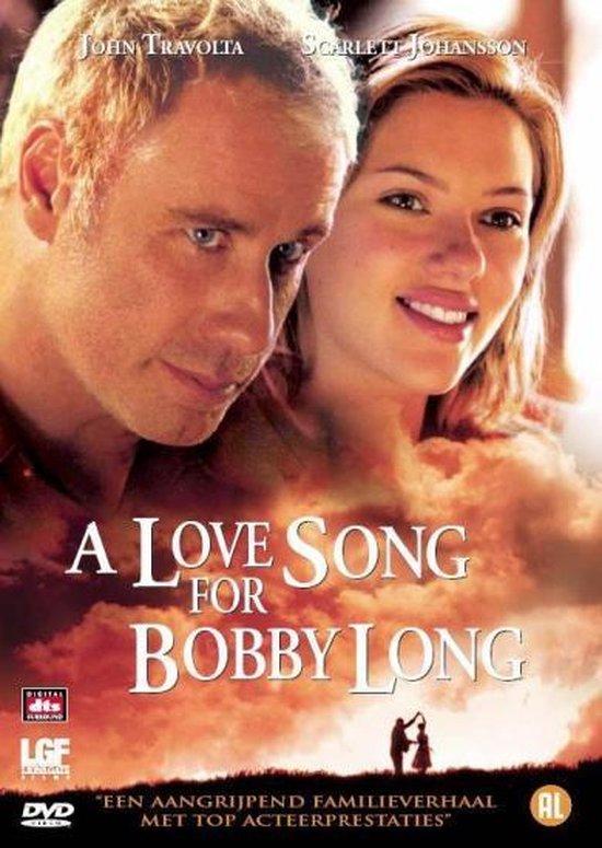 Cover van de film 'A Lovesong For Bobby Long'