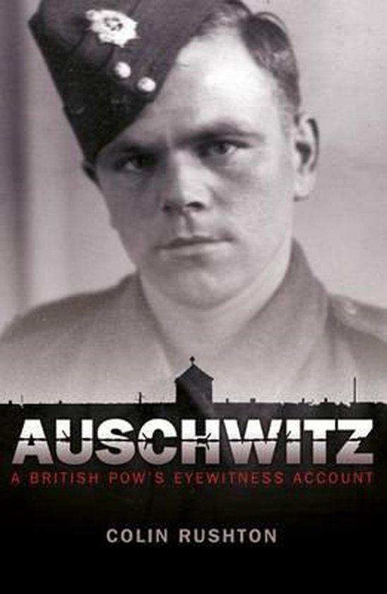 Boek cover Auschwitz van Colin Rushton (Paperback)