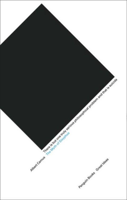 Boek cover The Myth of Sisyphus van Albert Camus (Paperback)