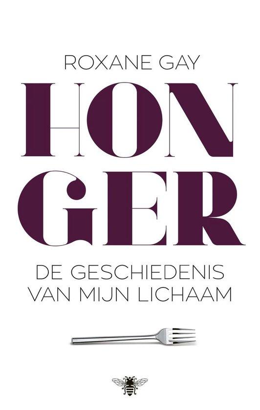 Boek cover Honger van Roxane Gay (Onbekend)