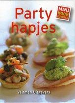 Minikookboekje: partyhapjes