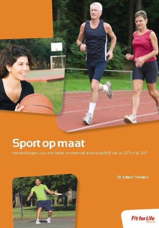 Sport op maat - Edwin Timmers |