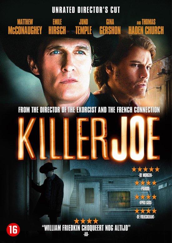 Cover van de film 'Killer Joe'
