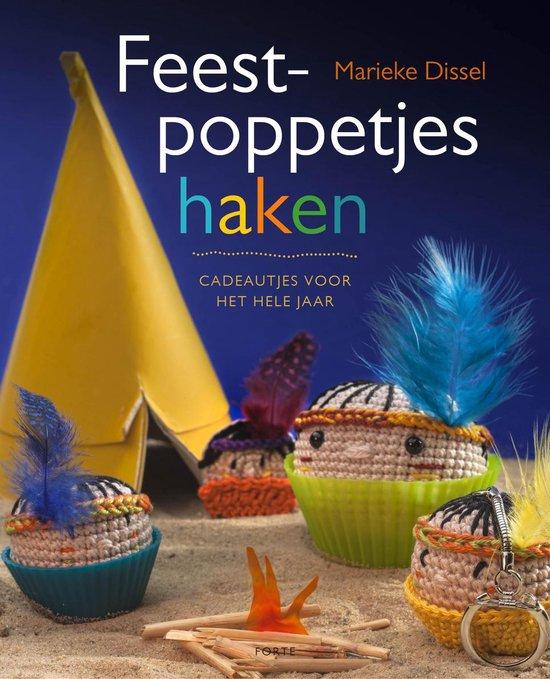 Feestpoppetjes haken - Marjoleine Zweed pdf epub