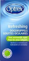 Optrex Oogdruppels Refreshing - Geïrriteerde of vermoeide ogen  – 10 ml