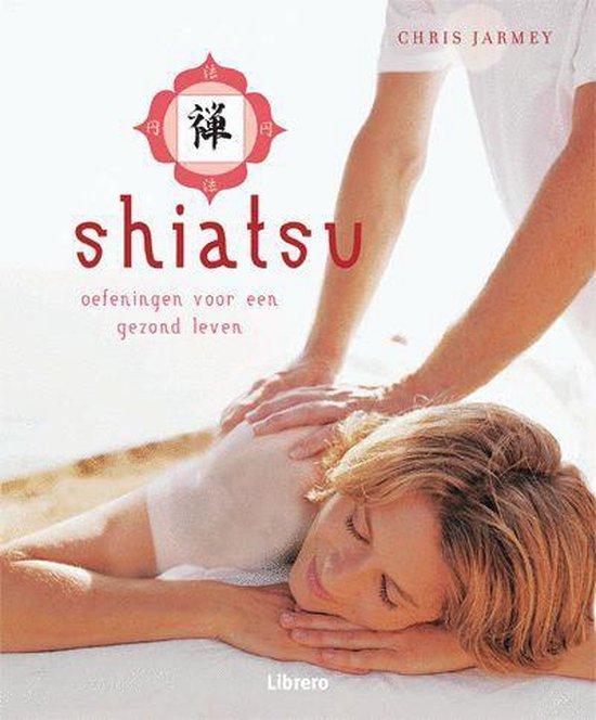 Shiatsu - Chris Jarmey  