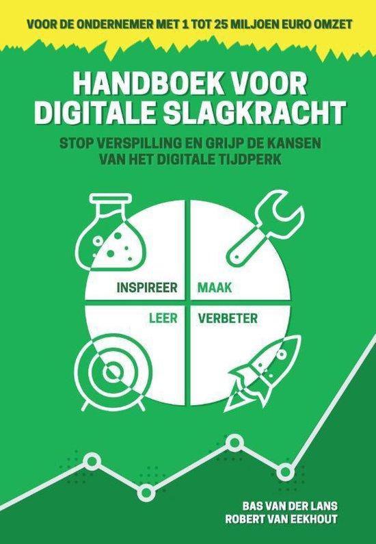 Handboek voor Digitale slagkracht - Bas van der Lans |